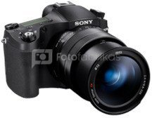 "Sony RX10 IV SLR Camera Kit, Megapixel 20.1 MP, Optical zoom 25 x, Image stabilizer, ISO 12800, Display diagonal 3.0 "", Wi-Fi, Video recording, 0.03m - ∞, Frame rate 960 fps, Exmor RS CMOS, Black"