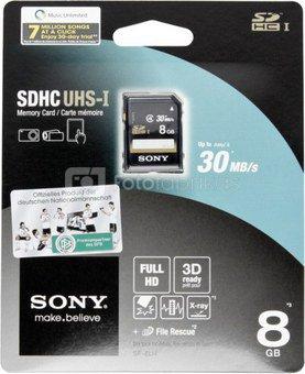 Sony SDHC Performance 8GB Class 10