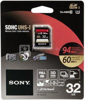 Sony SDHC Expert 32GB Class 10 UHS-1 U3