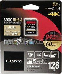 Sony SDXC Expert 128GB Class 10 UHS-I U3