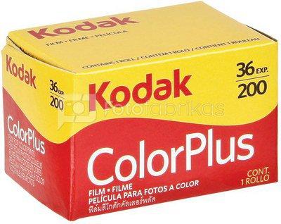 1x Kodak Colorplus 200/36 kadrai