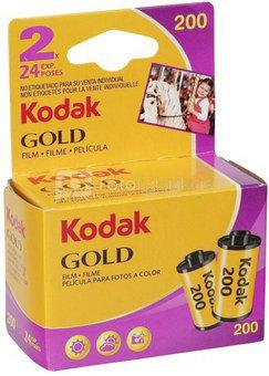 1x2 Kodak Gold 200 135/24