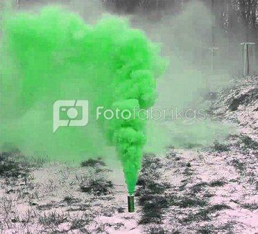 Spalvoti dūmai RDG1 Green