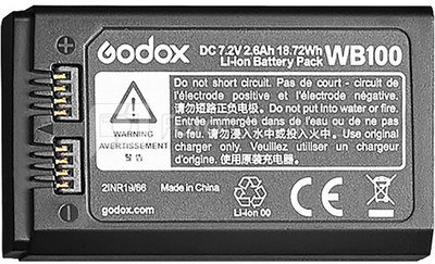 Spare Battery For AD100Pro
