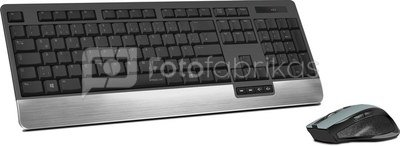 Speedlink keyboard Lucidis Nordic, black (SL-640300-BKNC)