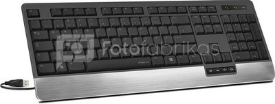 Speedlink keyboard Lucidis Nordic (SL-6431BK-NC)