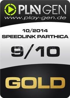 Speedlink keyboard Parthica Nordic (SL6482-BK NC)