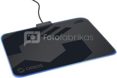 Speedlink mousepad Orios LED (SL-620105-BK)