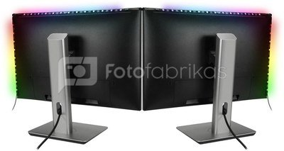Speedlink MYX LED Dual Monitor Kit (SL-600608-MTCL)