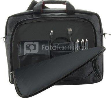 """Speedlink notebook bag Magno 15,6"""", black (SL-600000-BK)"""