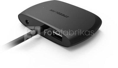 Speedlink USB hub Snappy Active 4-port USB 2.0 (SL-140010)