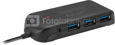 Speedlink USB hub Snappy Evo USB 3.0 7-port (SL-140108)