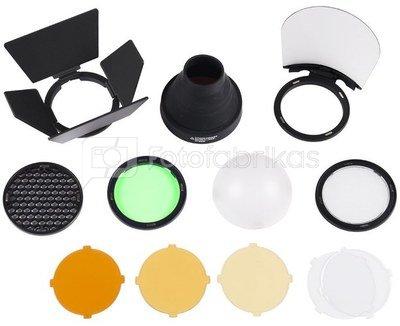 Godox Speedlite V1 Oly/Pan Accessories Kit