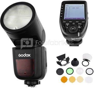 Godox Speedlite V1 Oly/Pan X Pro Trigger Accessories Kit
