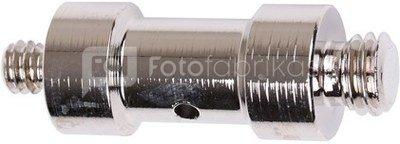 """Caruba spigot adapter  1/4"""" male   3/8"""" male (32mm)"""