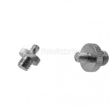 "Spigot adapterių rinkinys Formax su jungtimis 1/4""-3/8"""