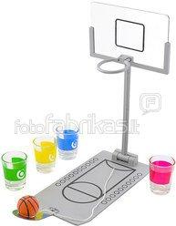 Stalo krepšinis-taurelių žaidimas 25,5x20x9,5 cm