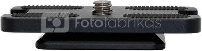 Caruba Statiefplaat Sony Nex (3/5/6/7/RX100)   met buckle