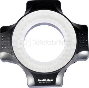 Stealth Gear Macro Light LED 60 + Photographer Cap