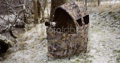 Stealth Gear Two Men Hide