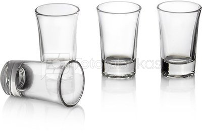 Stikliukai 4 vnt. Dėžutėje 7x5x24 cm 871125293820