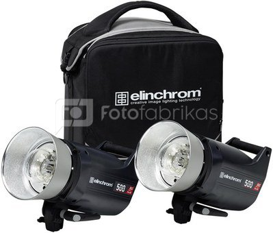 Elinchrom ELC Pro HD 500 to go Set