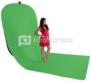 StudioKing Background Board BBT-03-10 Grey/Green 150x400 cm
