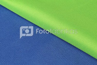 StudioKing Background Cloth 2,7x5 m Blue/Green