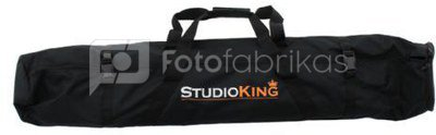 StudioKing Background System BG-2600A 240x305 (HxW) for Cloth or Roll