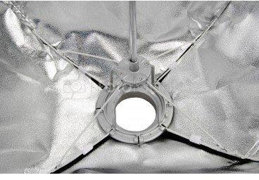 Šviesdėžė 50X70cm su skėčio mechanizu