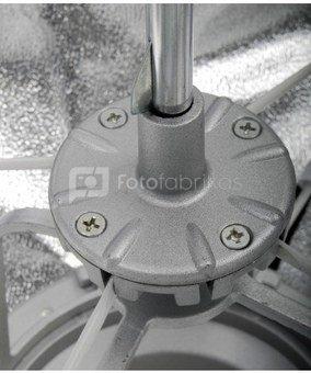 Šviesdėžė 60X90cm su skėčio mechanizu