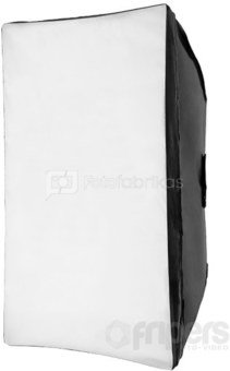 Šviesdėžė Easy Folded Softbox 50x70 (bowens mount)