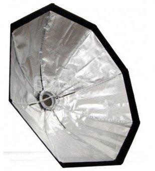 Šviesdėžė octabox 80cm su skėčio mechanizu