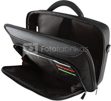 "Targus notebook bag Classic+ Clamshell 14.1"", black"