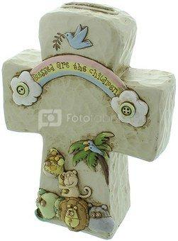 Taupyklė kryžiaus formos Nojaus arka CG242 H:17 W:13 D:5 cm