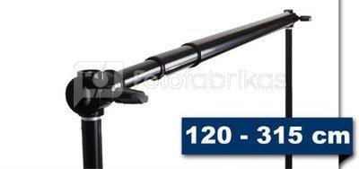 Teleskopinis skersinis fonams 315 cm