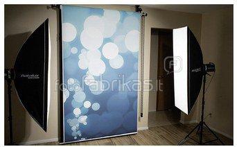 Tetenal (Savage) Background 1,35x5,5m Deep Blue Haze