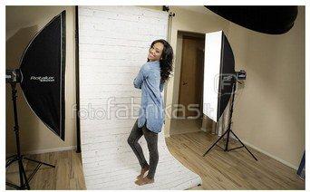 Tetenal (Savage) Background 1,35x5,5m White Brick