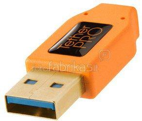 Tether Tools TetherPro USB 3.3 A mal to Micro B Right Angle