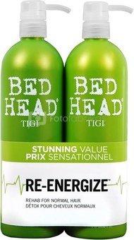 Tigi Bed Head Re-Energize shampoo + conditioner 2x750ml