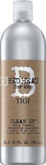 Tigi shampoo Bed Head Men Clean Up 750ml