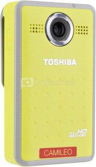 Vazdo kamera Toshiba Camileo Clip Balta