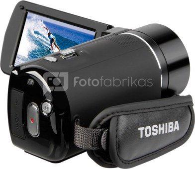 Vaizdo kamera Toshiba Camileo X400 juoda