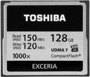 Toshiba CF Card 128GB Exceria