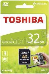 Toshiba SDHC Card Class 4 32GB High Speed Standard