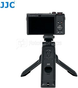 JJC TP C1 Shooting Grip with Wireless Remote (replaces Canon HG 100TBR tripod grip)