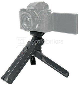 JJC TP PA1 Shooting Grip with Wireless Remote (replaces Panasonic DMW SHGR1 tripod grip)