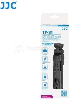 TP S1 Shooting Grip with Wireless Remote (replaces Sony GP VPT2BT shooting grip)