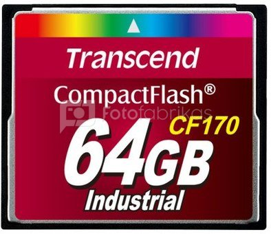 Transcend Compact Flash 16GB 170x