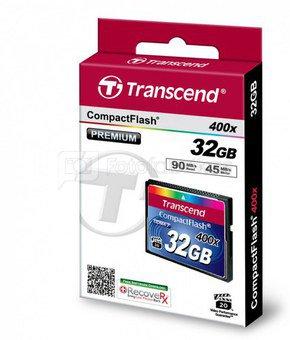 Transcend Compact Flash 32GB Card MLC 400X